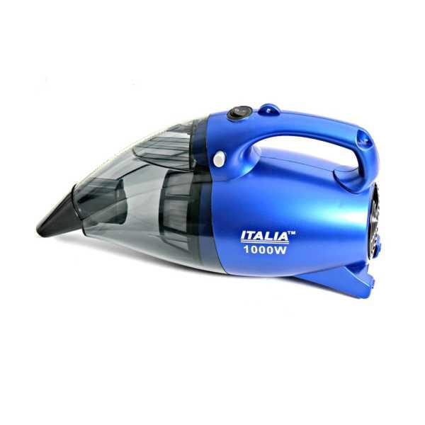 Italia 1000W Handy Vacuum Cleaner