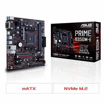 Asus Prime B350M-E AMD Ryzen DDR4 Motherboard