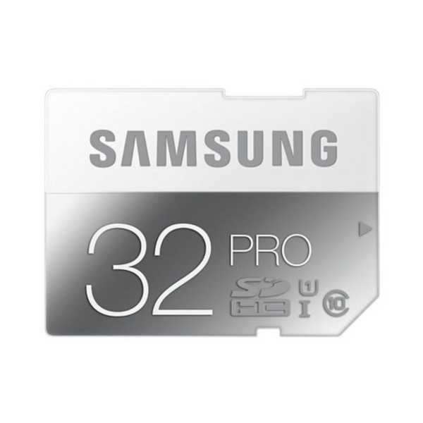Samsung Pro 32GB 90MB/s Class 10 Memory Card