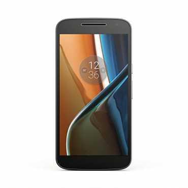 Motorola Moto G4 32GB - Black