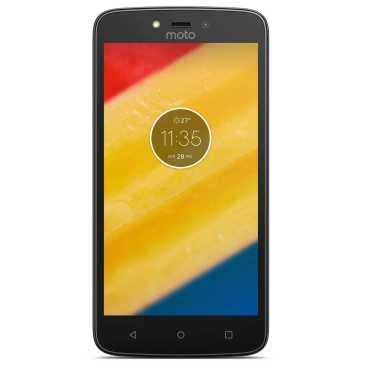 Motorola Moto C 8GB - Black