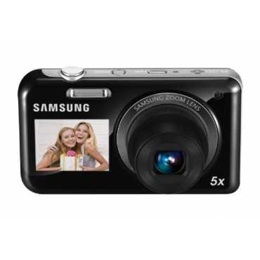 Samsung EC-PL120 Point And Shoot Digital Camera - Black