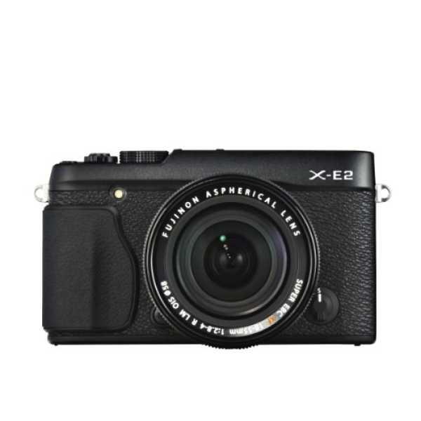 Fujifilm X-E2 Mirrorless Camera with 18-55mm Lens