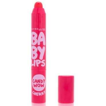 Maybelline New York Baby Lips Candy Wow Lip Blam (Cherry)