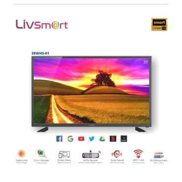 Wybor 39WHS-01 39 Inch HD Ready Smart LED TV