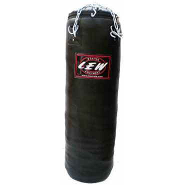 LEW Economy Synthetic Leather Punching Bag With Chains