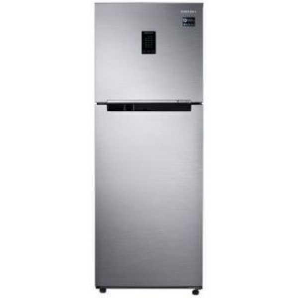 Samsung RT34T4522S8 324 L 2 Star Inverter Frost Free Double Door Refrigerator