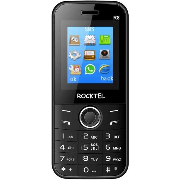 Rocktel R8 - Black