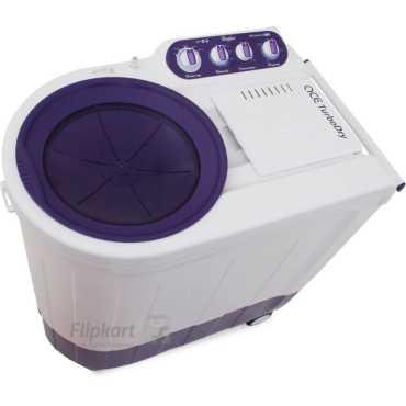 Whirlpool ACE Turbo Dry 8.5 Kg Semi Automatic Washing Machine - Purple | Red