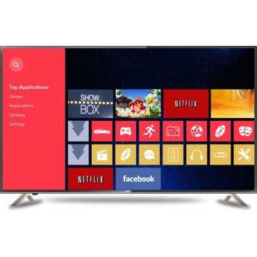 Intex LED-4301 43 Inch Full HD Smart LED TV - Black