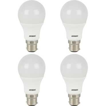 Eveready 7 W LED Bulb B22D White (pack of 4) - White
