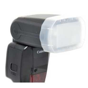 JJC FC-600EX Flash Diffuser For Canon 600EX