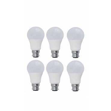 Syska 3W PA LED Bulb White Pack of 6