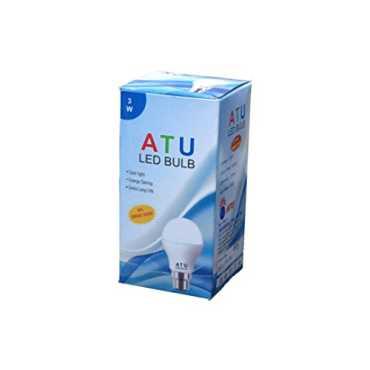 ATU 3W B22 LED Bulb (White)