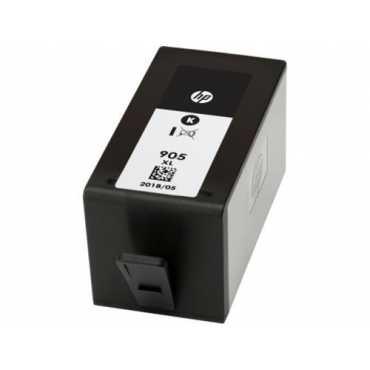 HP 905XL T6M17AA Black Ink Cartridge - Black