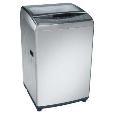 Bosch 7kg Top Load Washing Machine (WOA702SOIN) - Silver