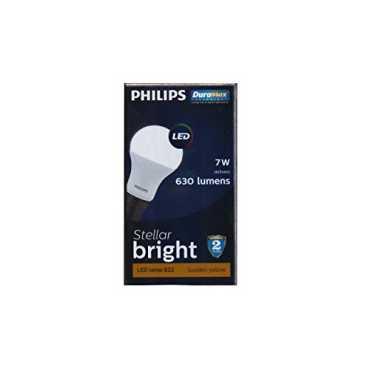 Philips Steller Bright 7WLED bulb Warm White Pack of 2