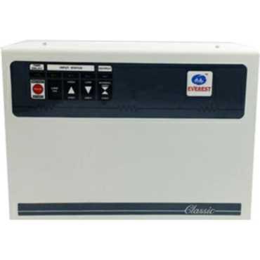 Everest EWD-200 Wide Range Voltage Stabilizer - White