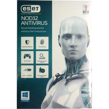 Eset NOD32 Antivirus Version 9 3 PC 1 Year