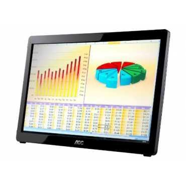 AOC E1649FWU 16 Inch LED USB Monitor