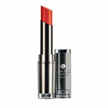 Lakme Absolute Matte Lipsticks Tangrine Lush