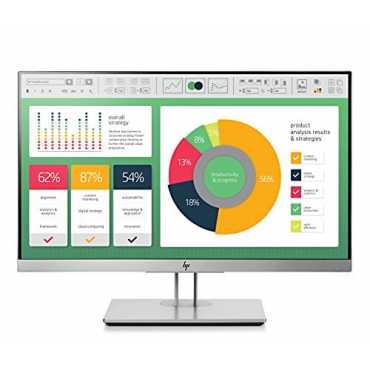 HP EliteDisplay E223 21.5 Inch Full FD Monitor - Black | Grey