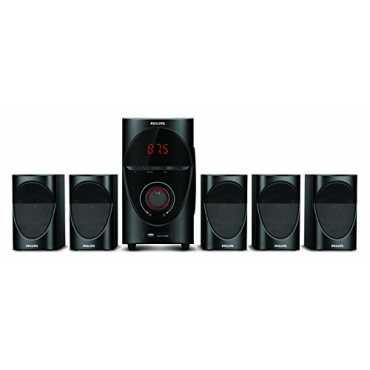 Philips SPA7000B 5.1 Multimedia Speaker System - Black