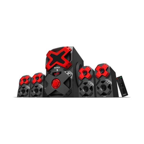 Intex IT-POWER SUF 4.1 Multimedia Speaker