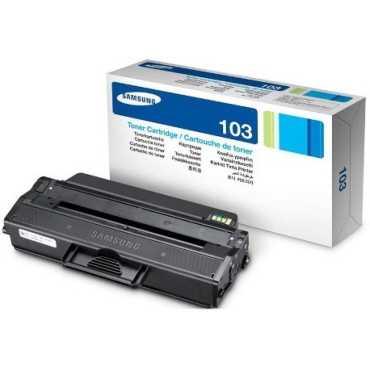 Samsung MLT-D103L-XIP Black Toner Cartridge - Black