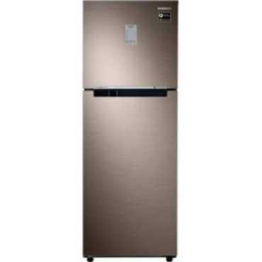 Samsung RT28T3722DX 253 L 2 Star Inverter Frost Free Double Door Refrigerator