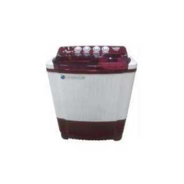 Lloyd 8 Kg Semi Automatic Top Load Washing Machine (LWMS80BD)