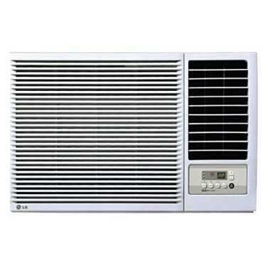 LG LWA18CPXA 1.5 Ton 3 Star Window Air Conditioner - White