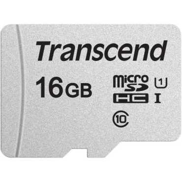 Transcend 300S 16GB MicroSDHC Class 10 (95MB/s) Memory Card