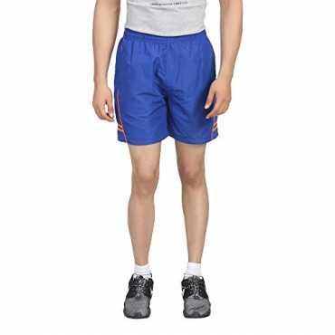 Trotters Men's Sports Shorts-TTJ1SHORTS_AD_BLUE_ORG_2XL