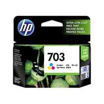 HP 703 Tricolor Ink Cartridge