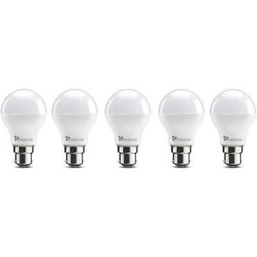 Syska 5W B22 LED Bulb White Pack Of 5