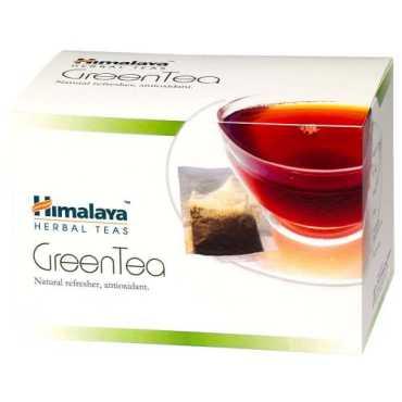 Himalaya Herbals Green Tea (20 Sachets)