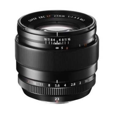 Fujifilm EBC XF 23mm F1 4 R Lens