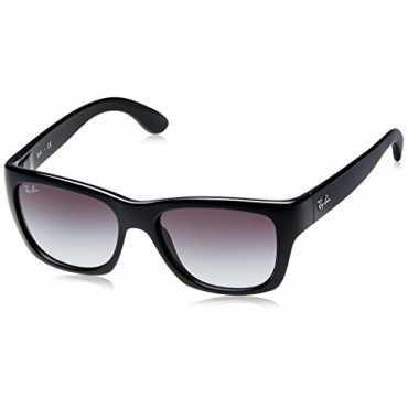 Gradient Square Unisex Sunglasses (0RB4194I601/8G53|52.2 millimeters|Grey Gradient)