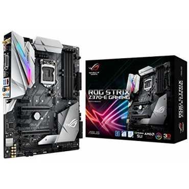 Asus ROG STRIX Z370-E GAMING DDR4 Motherboard