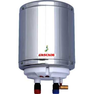 Cascade Shower 3 Litres 4.5KW Instant Water Geyser - Steel
