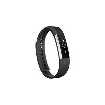 Fitbit Alta Fitness Tracker (Large) - Blue | Black | Silver