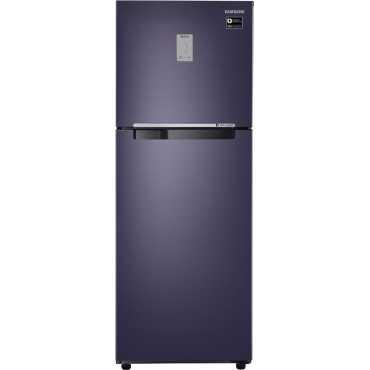 Samsung RT34M3444UT/HL 321L 4S Double Door Refrigerator (Pebble Blue)