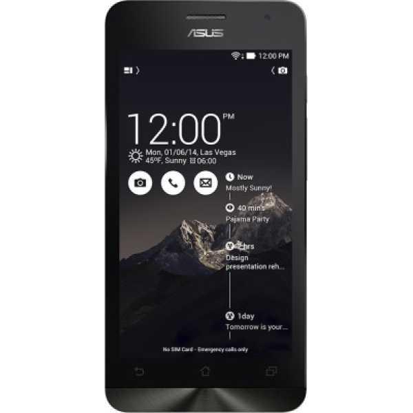 Asus  Zenfone 5 (8GB) - Red   Black   White   Gold   Beige