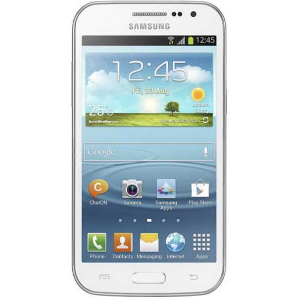 Samsung  Galaxy Grand Quattro - White | Silver