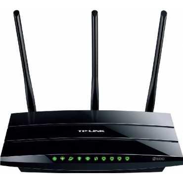 TP-LINK TD-W8980 N600 Wireless Dual Band Gigabit ADSL2+ Modem Router - Black