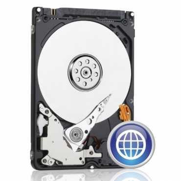 WD Blue (WD5000BPVT) 500GB Internal Hard Drive - Blue