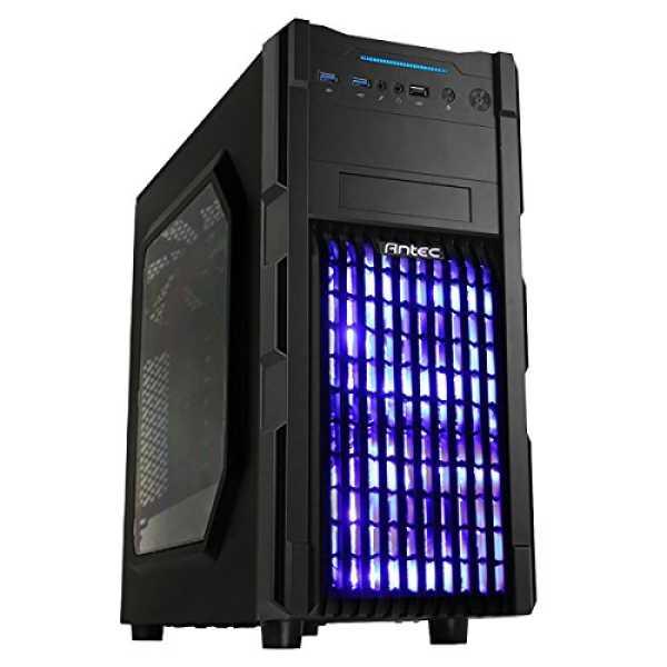 Antec GX200 Cabinet - Blue | Black
