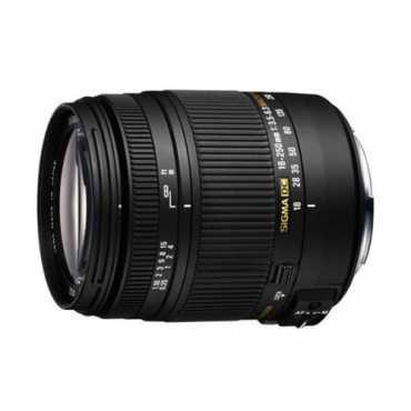 Sigma 18-250mm F/3.5-6.3 DC HSM Telephoto Zoom Lens (For Sony DSLR) - Black