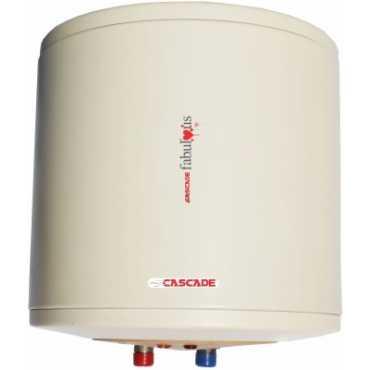 Cascade Fabulous 10 Litres 2KW Storage Water Geyser - White